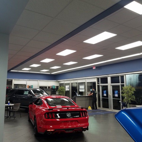 Dealership Showroom